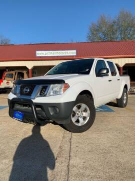 2012 Nissan Frontier for sale at PITTMAN MOTOR CO in Lindale TX