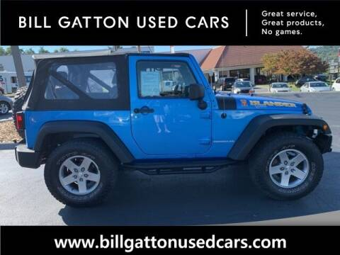 2010 Jeep Wrangler for sale at Bill Gatton Used Cars in Johnson City TN