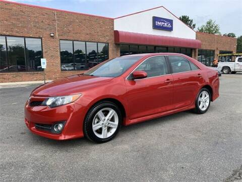 2014 Toyota Camry for sale at Impex Auto Sales in Greensboro NC