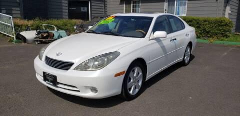 2006 Lexus ES 330 for sale at Persian Motors in Cornelius OR