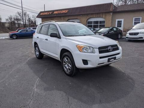 2011 Toyota RAV4 for sale at Worley Motors in Enola PA