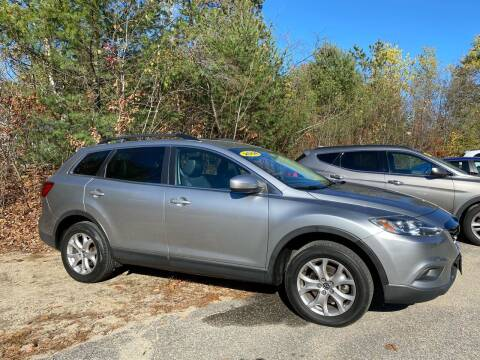 2014 Mazda CX-9 for sale at Downeast Auto Inc in South Waterboro ME