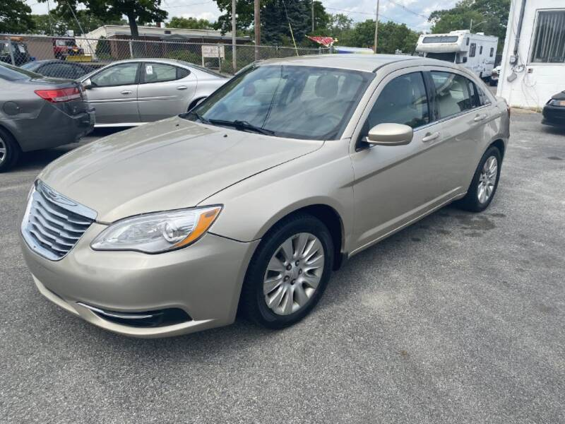 2014 Chrysler 200 for sale at Jay Motor Group in Attleboro MA
