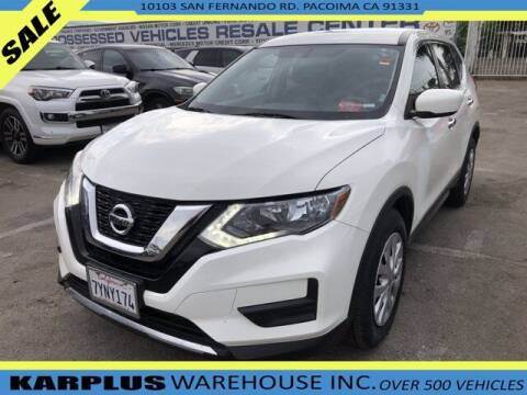 2017 Nissan Rogue for sale at Karplus Warehouse in Pacoima CA