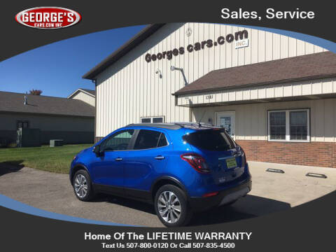 2017 Buick Encore for sale at GEORGE'S CARS.COM INC in Waseca MN