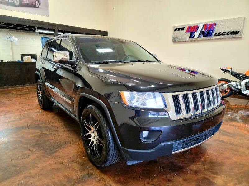 2011 Jeep Grand Cherokee for sale at Driveline LLC in Jacksonville FL