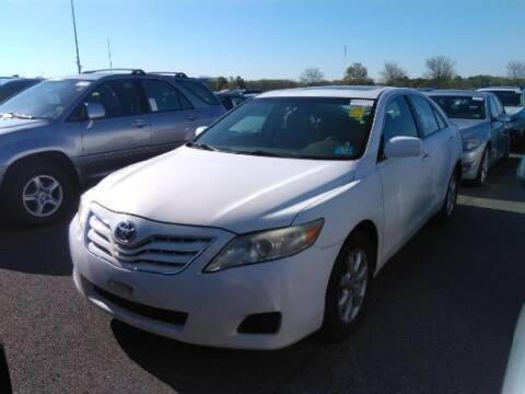 2011 Toyota Camry for sale at CarXpress in Fredericksburg VA