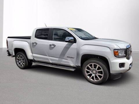 2018 GMC Canyon for sale at Jimmys Car Deals at Feldman Chevrolet of Livonia in Livonia MI