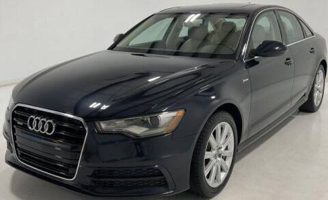 2014 Audi A6 for sale at Cars R Us in Indianapolis IN