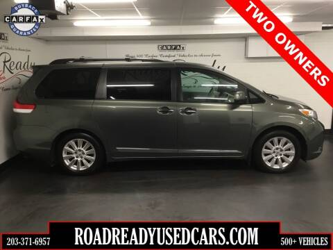 2011 Toyota Sienna for sale at Road Ready Used Cars in Ansonia CT