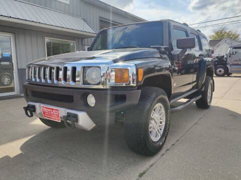 2009 HUMMER H3 for sale at Habhab's Auto Sports & Imports in Cedar Rapids IA