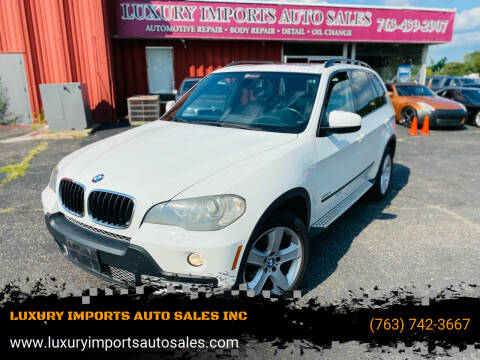 2009 BMW X5 for sale at LUXURY IMPORTS AUTO SALES INC in North Branch MN
