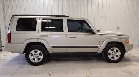 2008 Jeep Commander for sale at Ubetcha Auto in St. Paul NE
