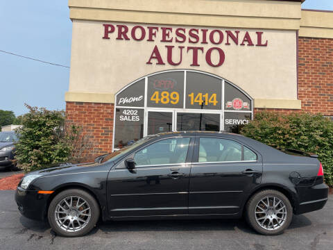 2009 Mercury Milan for sale at Professional Auto Sales & Service in Fort Wayne IN