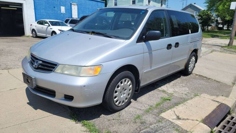 2004 Honda Odyssey for sale at M & C Auto Sales in Toledo OH