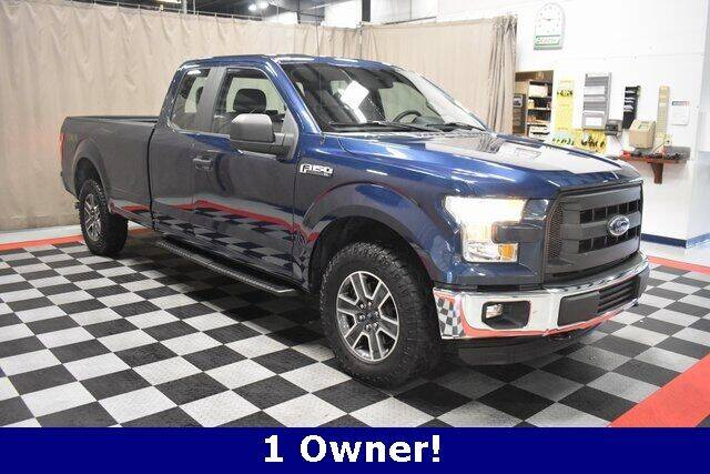 2016 Ford F-150 for sale at Vorderman Imports in Fort Wayne IN