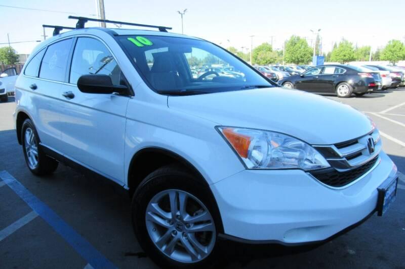 2010 Honda CR-V for sale at Choice Auto & Truck in Sacramento CA