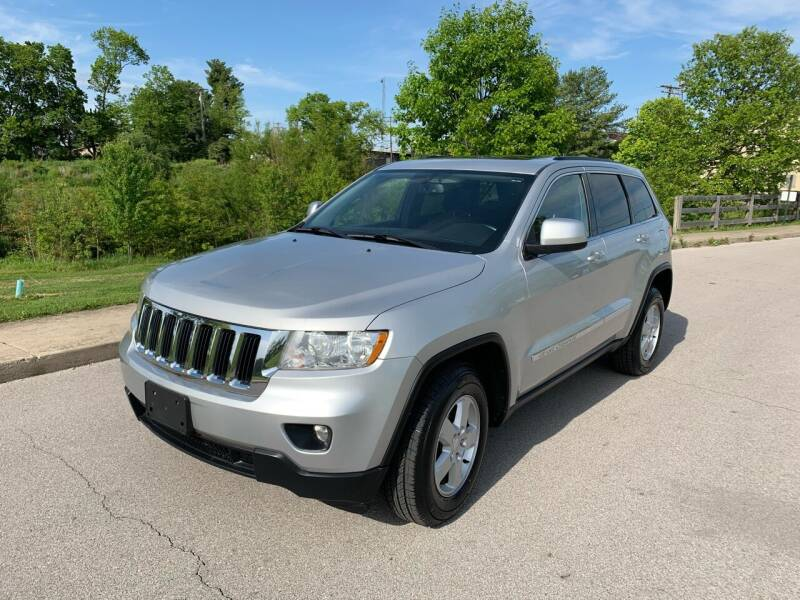 2012 Jeep Grand Cherokee for sale at Abe's Auto LLC in Lexington KY