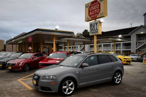 2007 Audi A3 for sale at Houston Used Auto Sales in Houston TX