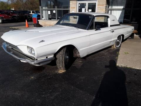 1965 Ford Thunderbird for sale at Cruisin' Auto Sales in Madison IN