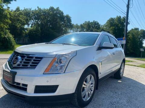 2013 Cadillac SRX for sale at Community Auto Sales & Service in Fayette MO