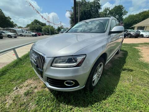 2015 Audi Q5 for sale at S & J Auto Group in San Antonio TX