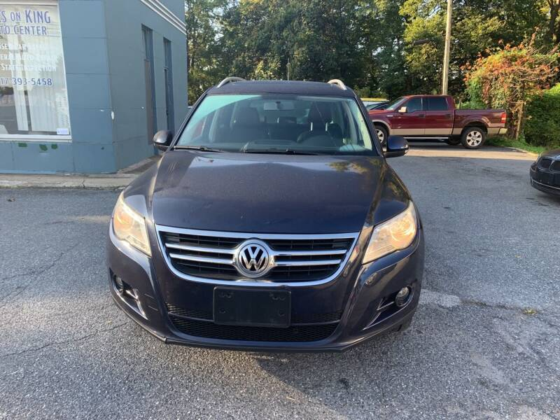 2011 Volkswagen Tiguan for sale at Kars on King Auto Center in Lancaster PA
