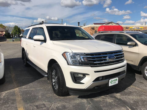 2019 Ford Expedition MAX for sale at Carney Auto Sales in Austin MN