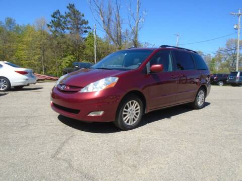2009 Toyota Sienna for sale at Michigan Auto Sales in Kalamazoo MI