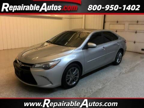 2017 Toyota Camry for sale at Ken's Auto in Strasburg ND