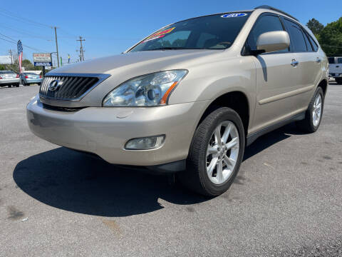2008 Lexus RX 350 for sale at Cars for Less in Phenix City AL