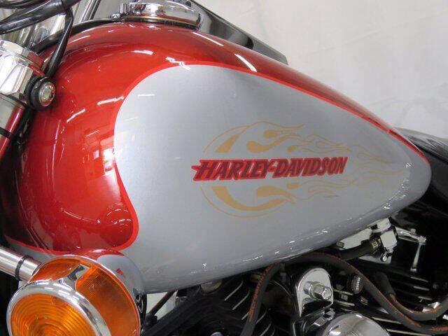 1999 HARLEY DAVIDSON DYNA WIDE GLIDE DYNA WIDE GLIDE - Essington PA