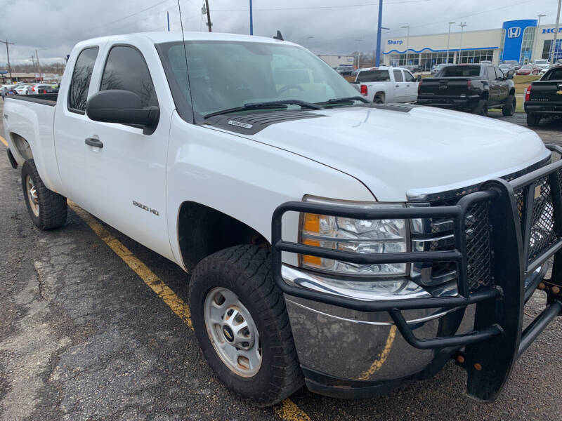 2012 Chevrolet Silverado 2500HD for sale at Ol Mac Motors in Topeka KS