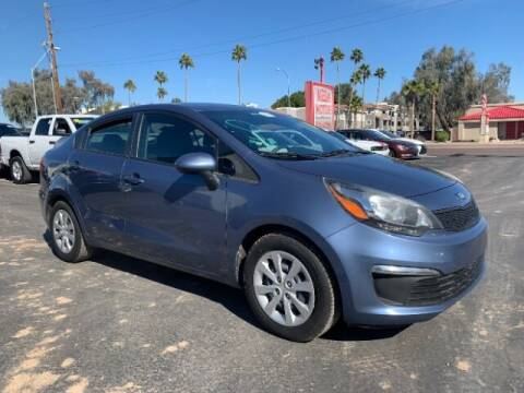 2016 Kia Rio for sale at Brown & Brown Wholesale in Mesa AZ