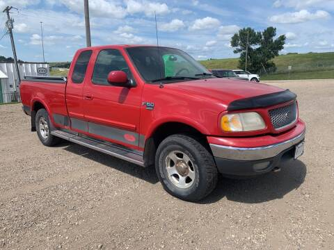 1999 Ford F-150 for sale at TRUCK & AUTO SALVAGE in Valley City ND