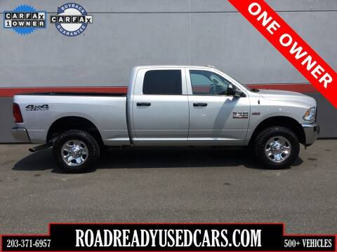 2017 RAM Ram Pickup 2500 for sale at Road Ready Used Cars in Ansonia CT