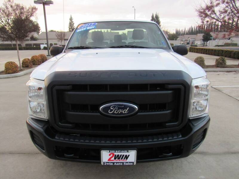 2012 Ford F-250 Super Duty for sale at 2Win Auto Sales Inc in Oakdale CA