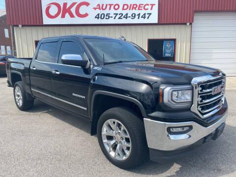 2017 GMC Sierra 1500 for sale at OKC Auto Direct in Oklahoma City OK