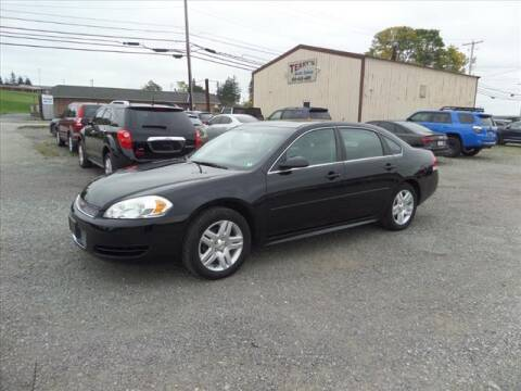 2014 Chevrolet Impala Limited for sale at Terrys Auto Sales in Somerset PA