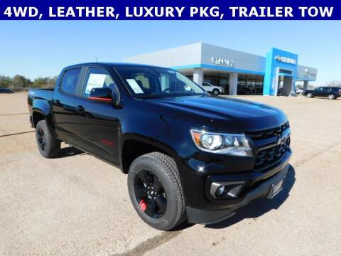 2021 Chevrolet Colorado for sale at Stanley Chrysler Dodge Jeep Ram Gatesville in Gatesville TX