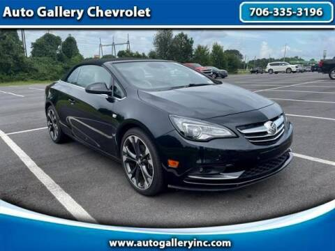 2016 Buick Cascada for sale at Auto Gallery Chevrolet in Commerce GA