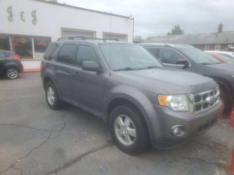 2011 Ford Escape for sale at J & J Used Cars inc in Wayne MI