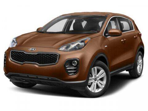 2019 Kia Sportage for sale at Park Place Motor Cars in Rochester MN