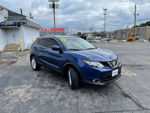 2018 Nissan Rogue Sport for sale at Santa Motors Inc in Rochester NY