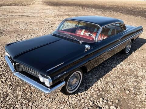 1962 Pontiac Catalina for sale at Park Ward Motors Museum - Park Ward Motors in Crystal Lake IL