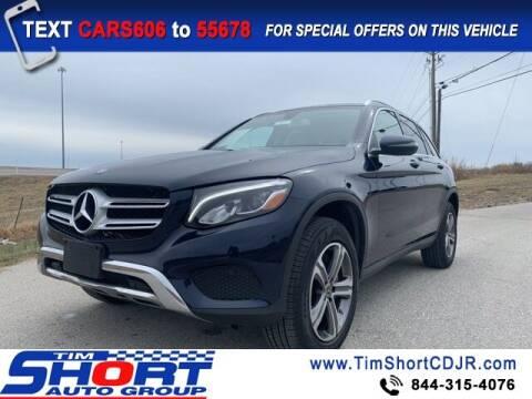 2018 Mercedes-Benz GLC for sale at Tim Short Chrysler in Morehead KY