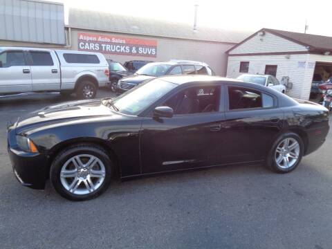 2011 Dodge Charger for sale at Aspen Auto Sales in Wayne MI
