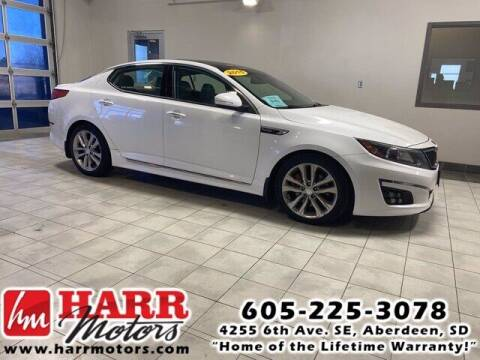2015 Kia Optima for sale at Harr's Redfield Ford in Redfield SD