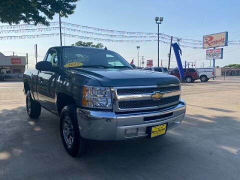 2012 Chevrolet Silverado 1500 for sale at Russell Smith Auto in Fort Worth TX
