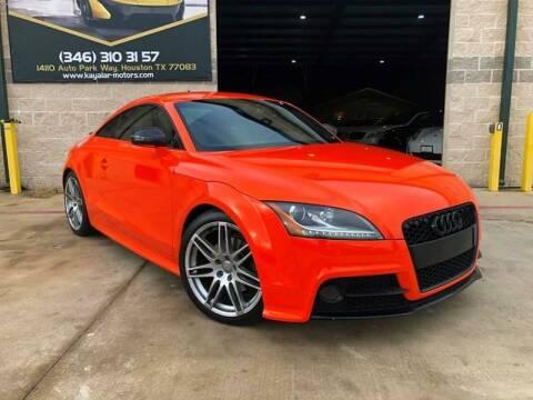 2012 Audi TT for sale at KAYALAR MOTORS in Houston TX